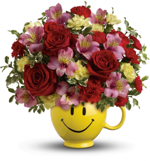 So Happy You\'re Mine Bouquet