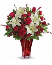 Loves Passion by Teleflora