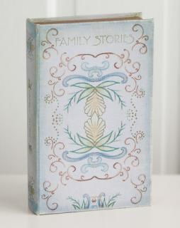 Family Stories Decorative Arts Book