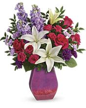Teleflora\'s Regal Blossoms Bouquet