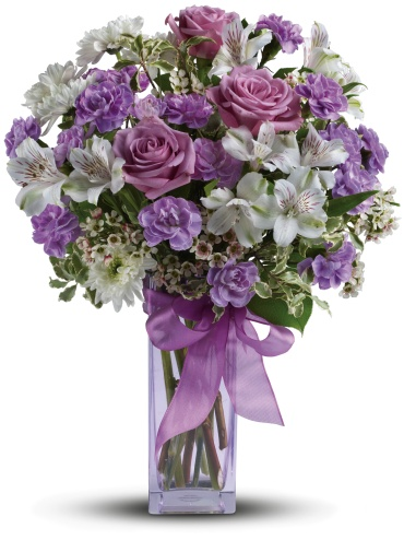 Lavender Laughter Bouquet